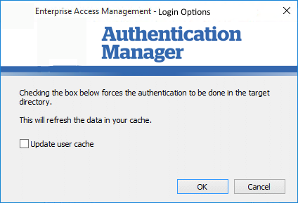 Enterprise Single Sign-On 9 0 2 - Authentication Manager for Windows