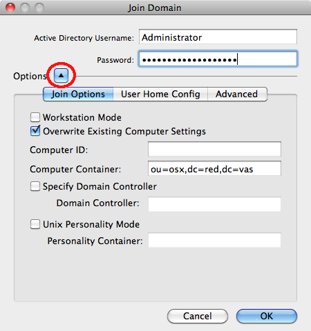 Authentication Services 4 1 6 - Mac OS X/macOS Administration Guide