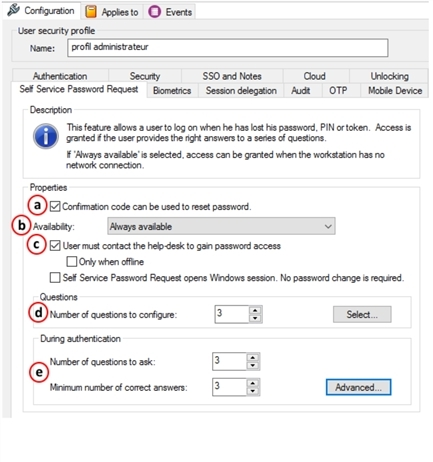 Enterprise Single Sign-On 9 0 2 - Authentication Manager Self